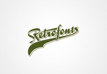 Retrofont Logo