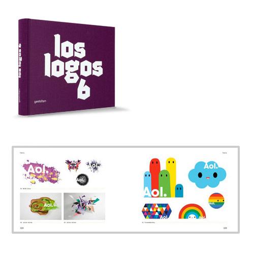 LosLogos6, Buch über Logodesign