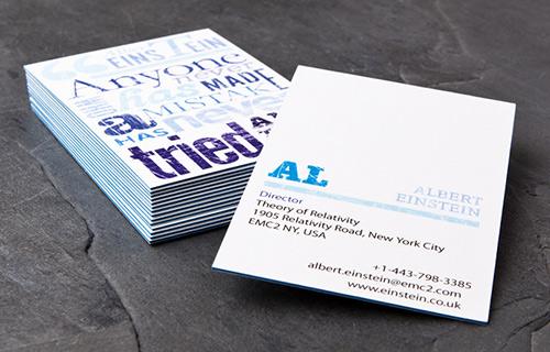 Luxe Visitenkarten, Promo Code, MOO
