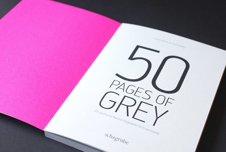 50 pages of grey
